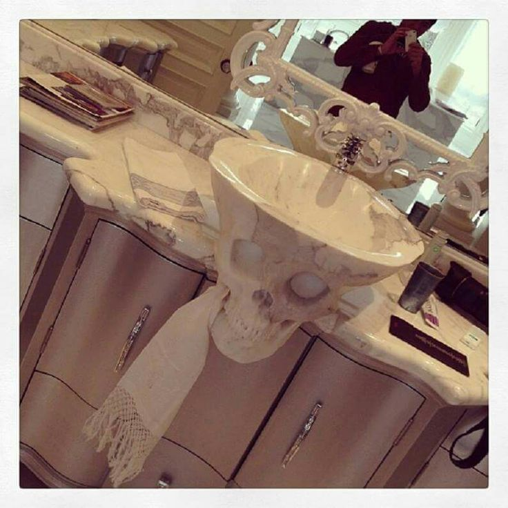This has to be the coolest sink ever, but only works with some