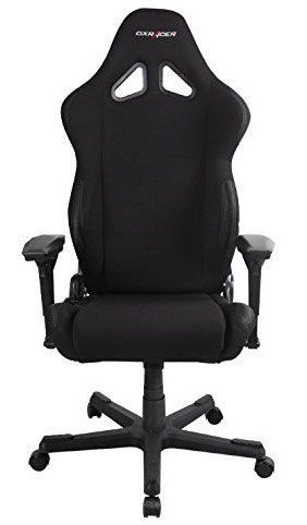 DXRacer PC Gaming Chair RC01N Review PROS And CONS The DXRacer PC Gaming  Chair RC01N Is