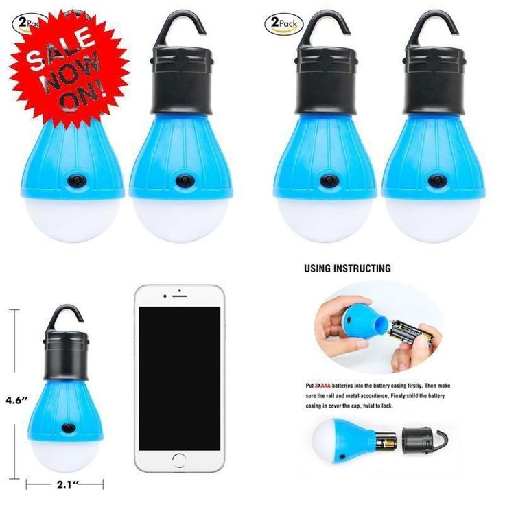 2 Pack Sanniu Portable LED Lantern Tent Light Bulb for Camping Hiking Fishing  http://ift.tt/2Dh9T5c #Sporting #Goods #Outdoor #Sports #Camping #Hiking #Flashlights #Lanterns #Lights #2 #Pack #Sanniu #Portable #LED #Lantern #Tent #Light #Bulb #for #Camping #Hiking #Fishing  #kinppinkstore