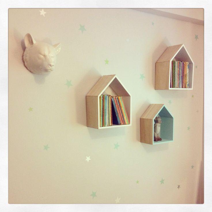 Nursery, baby decor