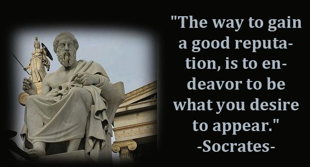 Socrates Quotes On Marriage: Motivational Quote From Socrates About Personal