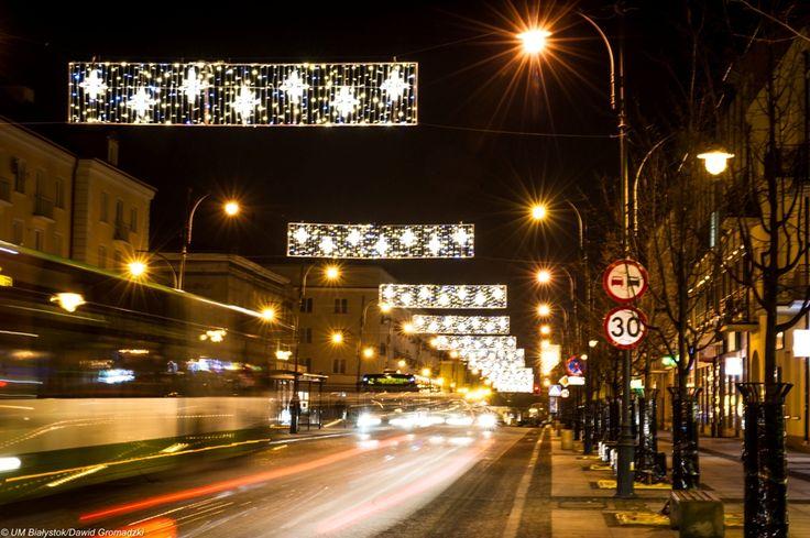 #Bialystok #Lipowa #Night