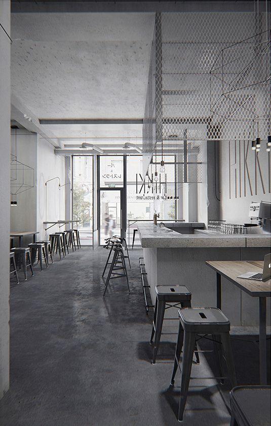 HIKKI Restaurant Bar in Osaka - Alexander Yukhimets