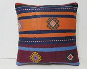 throw pillow turkish 18x18 rustic pillow case wool throw pillow burlap throw pillow turkish pillow cover rustic throw pillow bedroom 28043