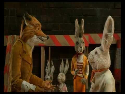 Fantastic Mr Fox trailer in French