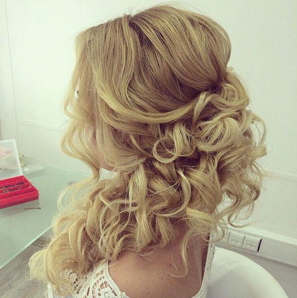 17 best Wedding ~ Bridal Hairstyle Ideas ~ My Beach Wedding images ...