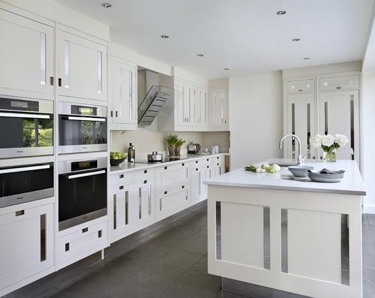 Inspirational Kitchen Classics Concord White Cabinets