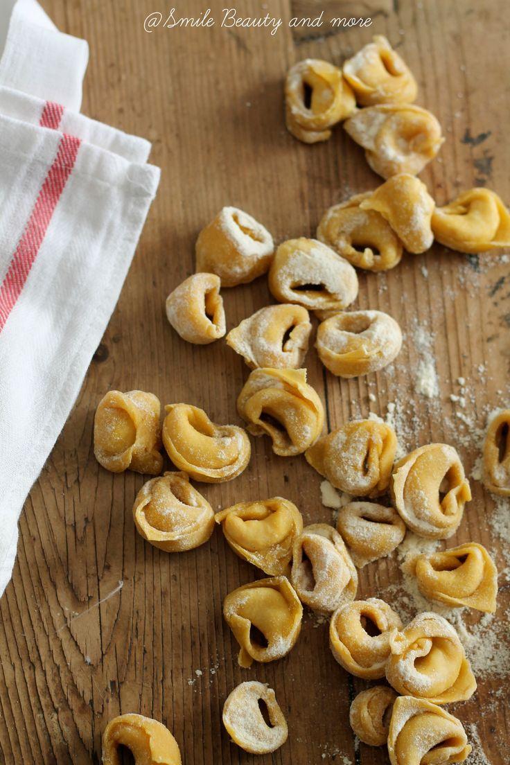 Smiles Beauty and More: Tortelli con patate e mortadella