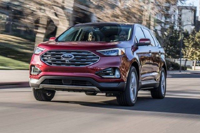 2020 Ford Edge Changes And Release Date Ford Edge Ford