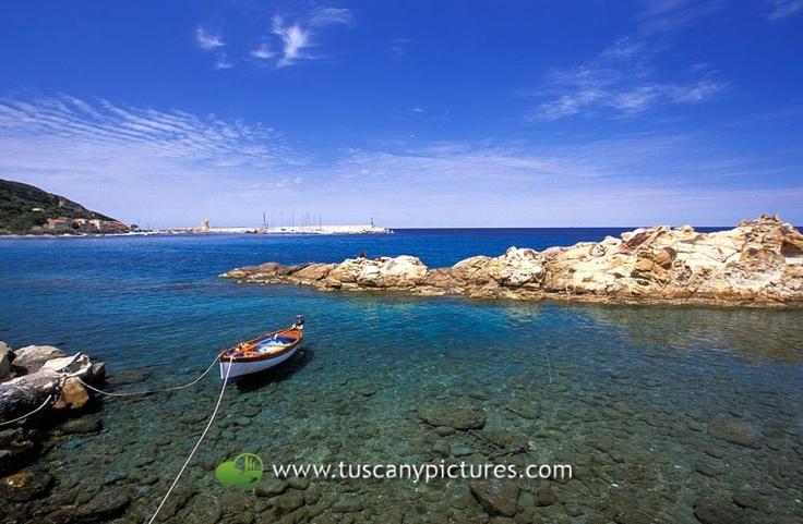 Tuscany, Italy - Elba Island