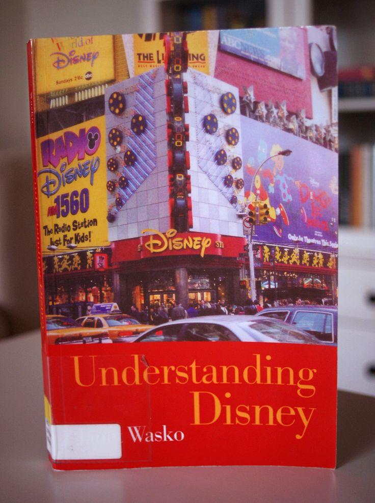 Understanding Disney -kirja | Disnerd dreams