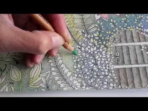 Best 25 Secret Garden Colouring Ideas On Pinterest