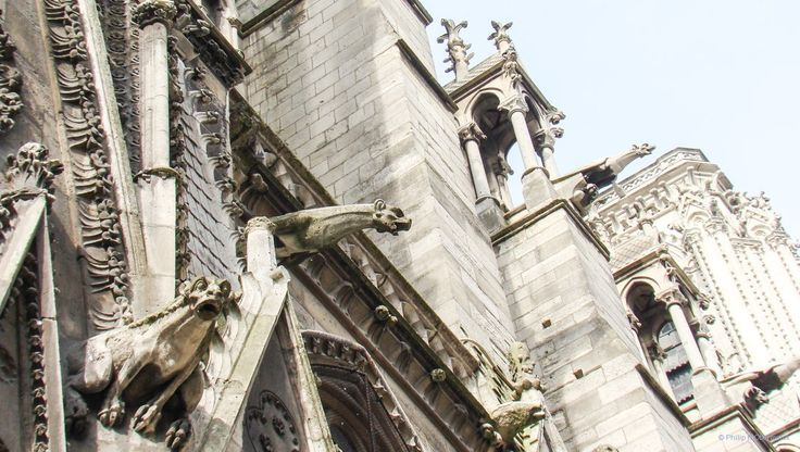 47 Best Images About Gargoyles And Chimera Of Notre Dame