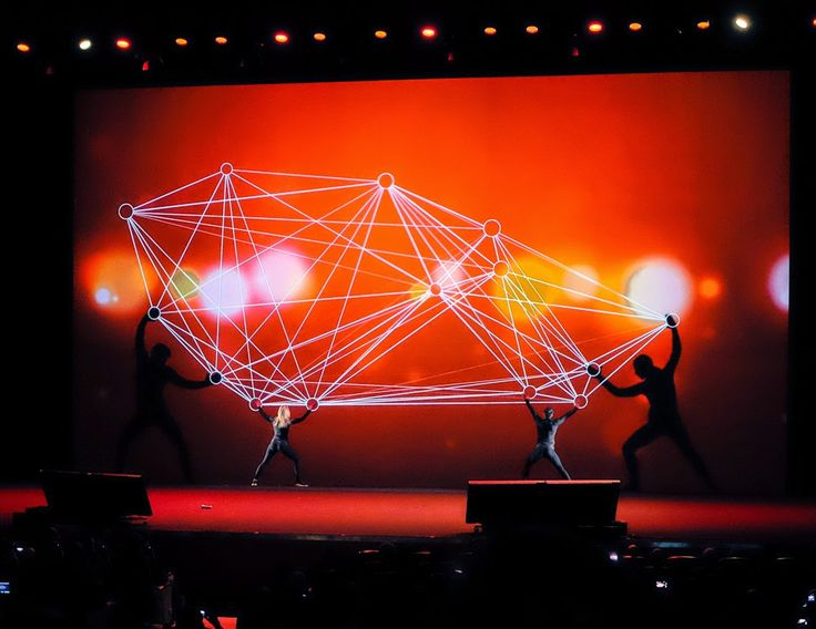 "Theme ""motion"", Fujitsu Forum, by Heikki Rantala"