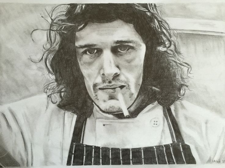 Marco Pierre White - loved working with the contrasts