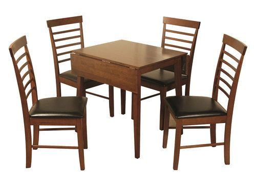 Hanover square drop leaf dining set, hanover Dark square drop leaf dining set, dark dining square drop leaf set, hanover furniture, hanover light square table, cork furniture, irish furniture