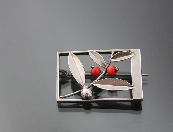 FRIEDRICH LUTTENBERGER Art Deco 800 Silver by MinistryofLight