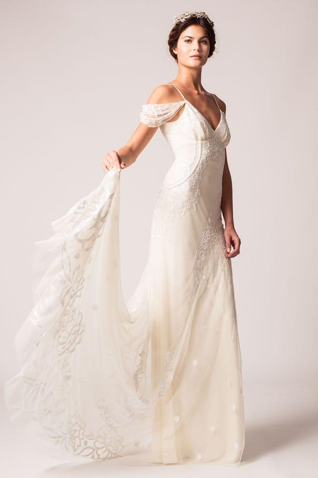 Alice Temperley's wedding dresses for Winter 2015 revealed!