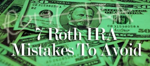 Investing in a Roth IRA isn't rocket science, but investors from all walks of life tend to encounter the same potential pitfalls over and over. Here are some mistakes to avoid.