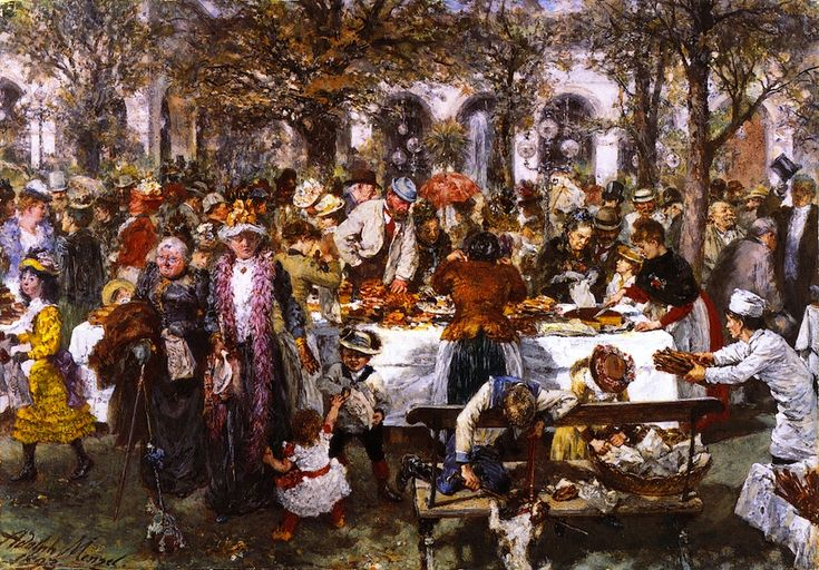 1893 Best Images About Bakery On Pinterest: 216 Best Images About Adolph Menzel On Pinterest