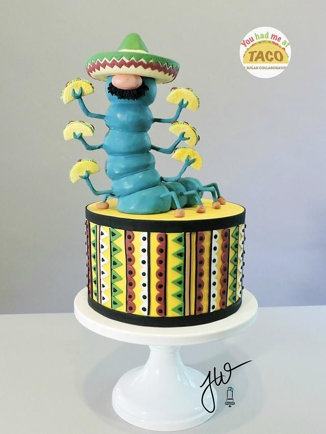 Tacopede Cake Decorating For Beginners Cake Decorating Fancy Cakes