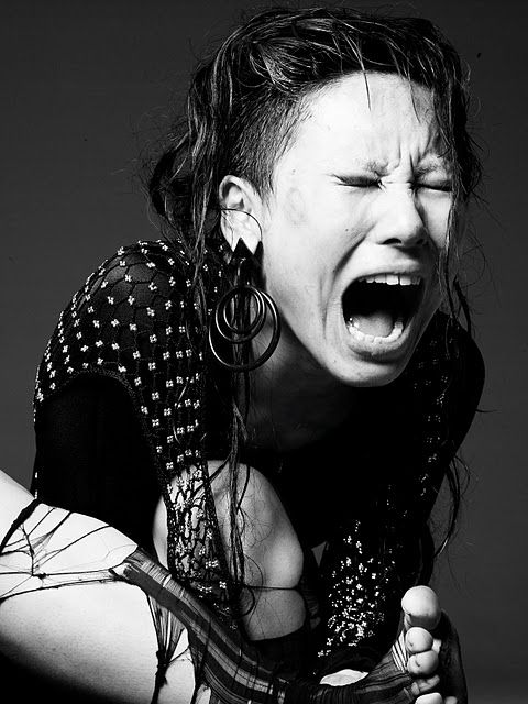 'Cry Out', Japan, 2009. S)