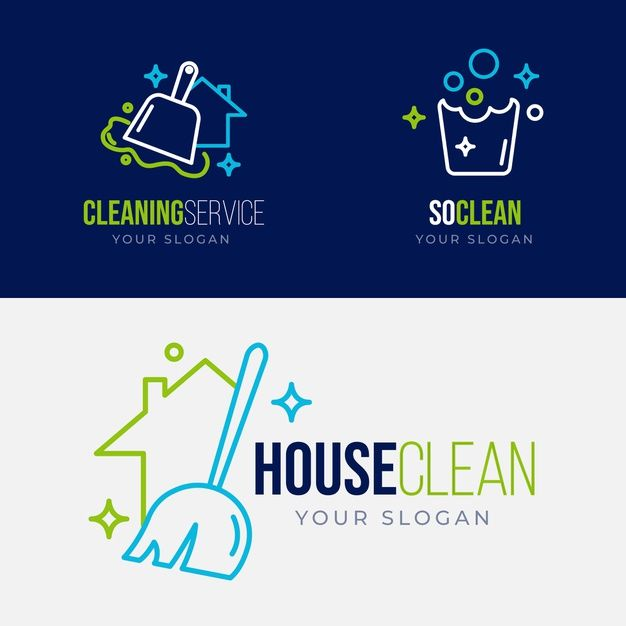 Pin On Cleaning Cleaner Logo For Bonde S Clients