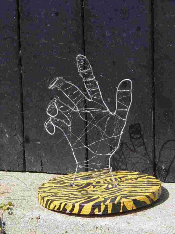 Wire Sculpture | Art Whisper: Whisper of Wire Frame Art