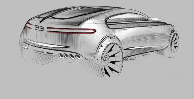 Bugatti Grand Colombier by Ondrej Jirec. Hypercars (7)