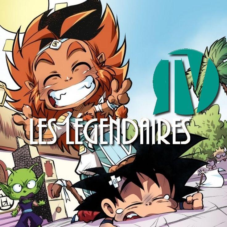 Les Légendaires TV - N°10
