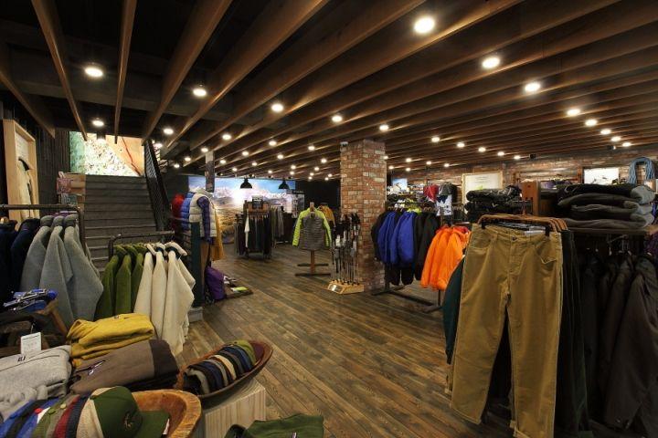 Patagonia store by DesignAD4M+SYSP, Seoul – South Korea » Retail Design Blog