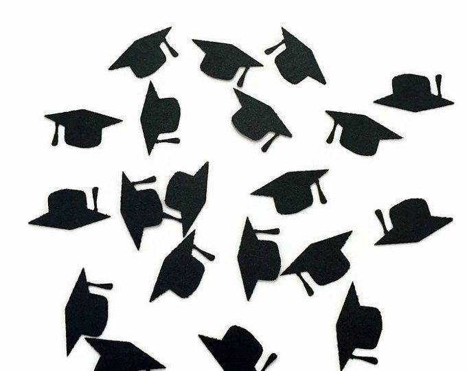 Graduación fiesta confeti graduación fiesta suministros de