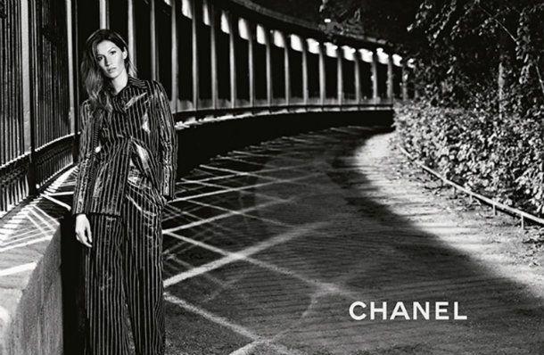 Nét binnen: de zomercampagne van Chanel met Gisele Bündchen | ELLE