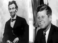 The Lincoln/Kennedy Connection. This is so crazy.
