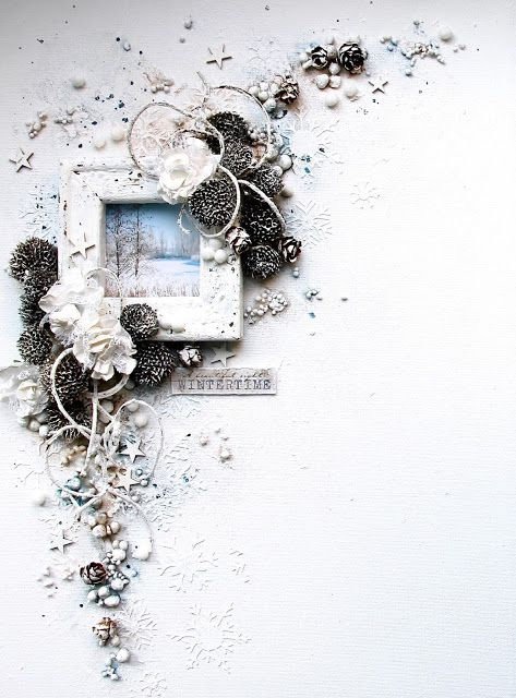 Ingrid's place: winter canvas