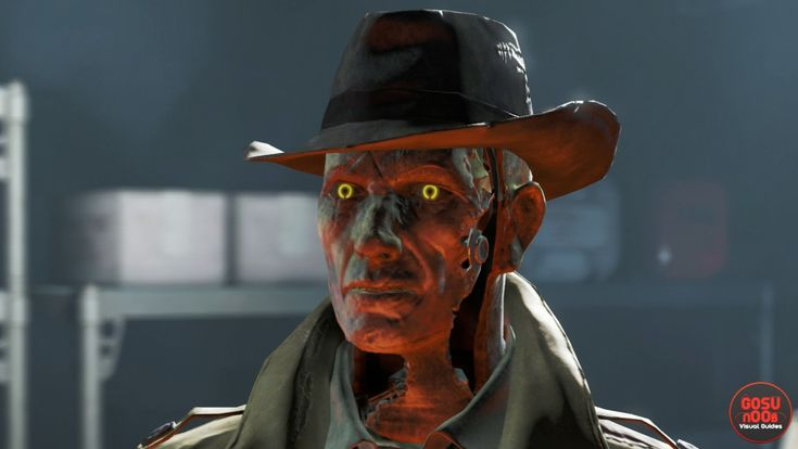 Nick Valentine Fallout 4 Google Search Robot