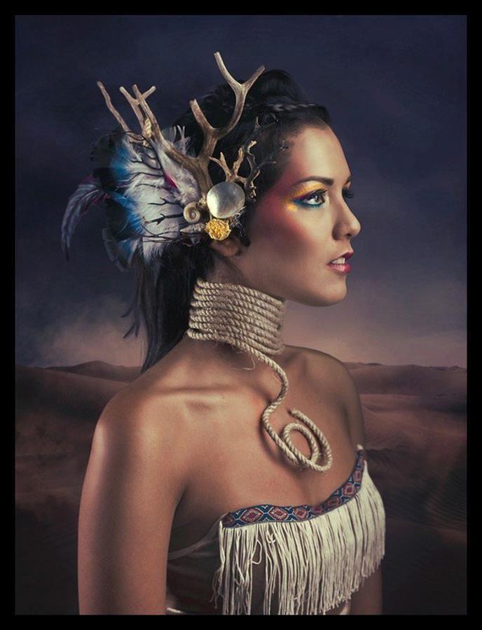 Native American woman                                                                                                                                                                                 Más