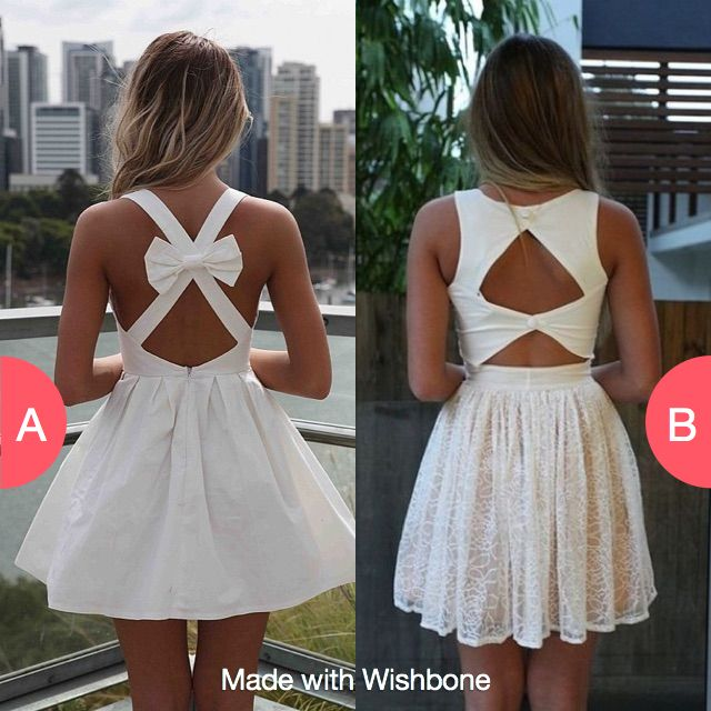 Which style would you wear? Click here to vote @ http://getwishboneapp.com/share/19295980