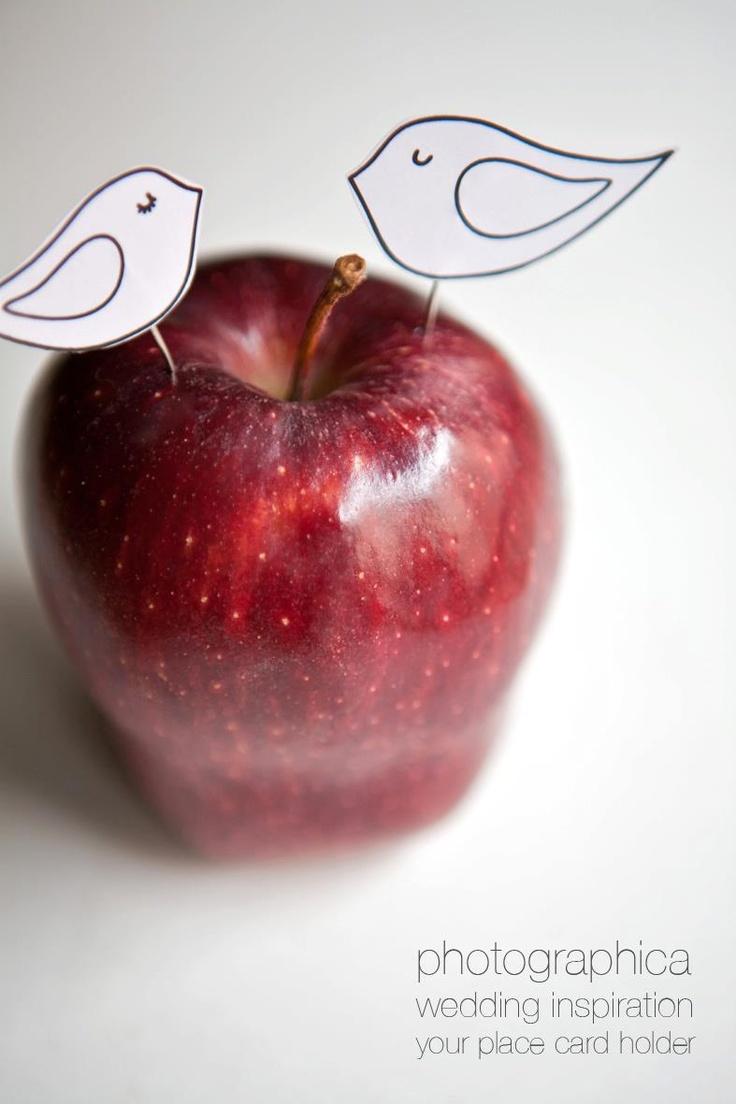 segnaposti commestibili , idea originale in esclusiva per i nostri sposi  http://www.photographicaweb.it