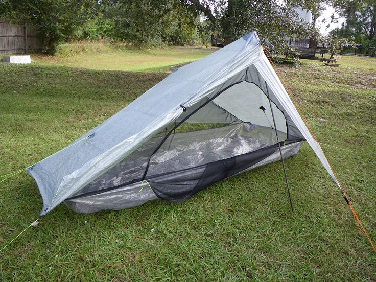 ZPacks Solplex Tent - 14.6 oz / 414 g & 8 best Ultralight Tents 4 All images on Pinterest | Ultralight ...