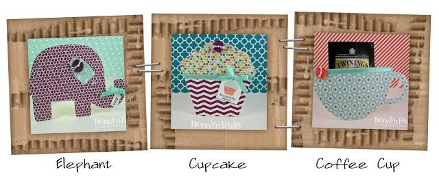 Sycamore Street Elephants, Cupcakes and Coffee Cups