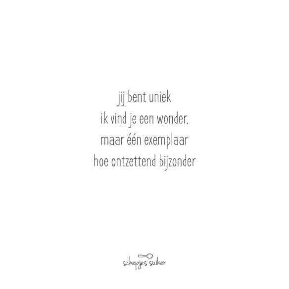 #schepjessuiker #versje #liefde