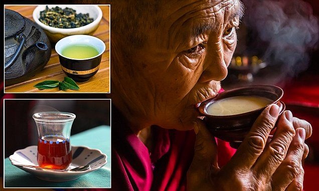 Discover how tea is served around the world