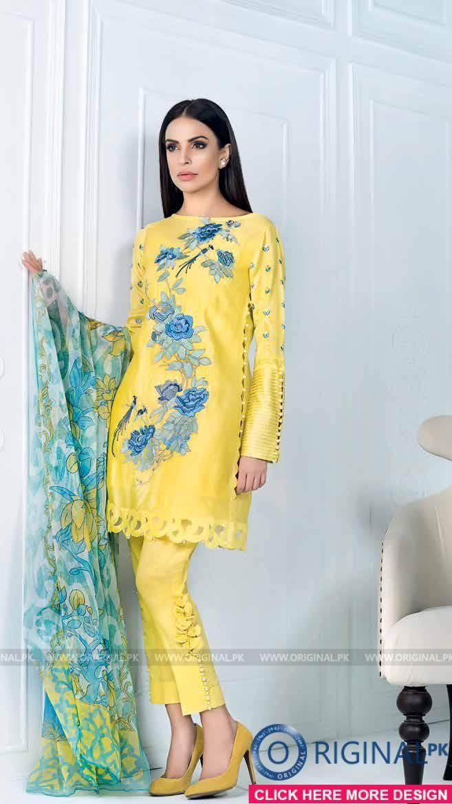 Gul Ahmed FE08 Luxury Festive Collection 2017 1