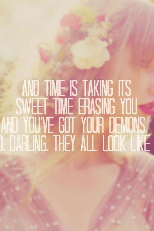 The last sad song lyrics