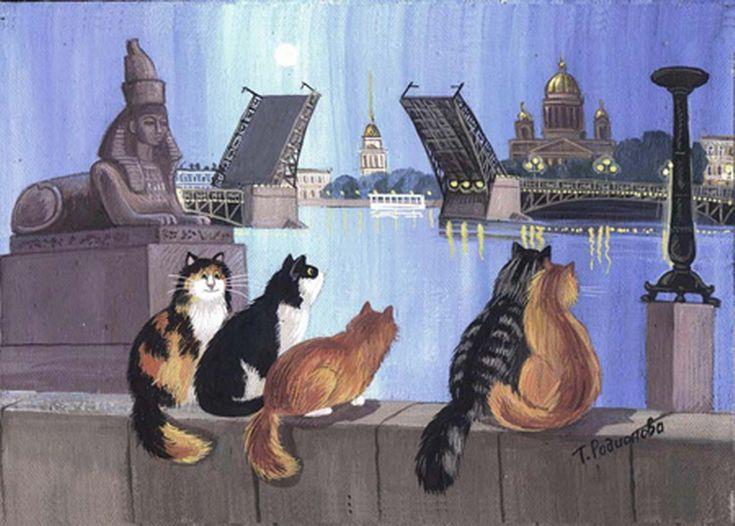 сопроводительном кошки санкт-петербурга картинки кино для актера