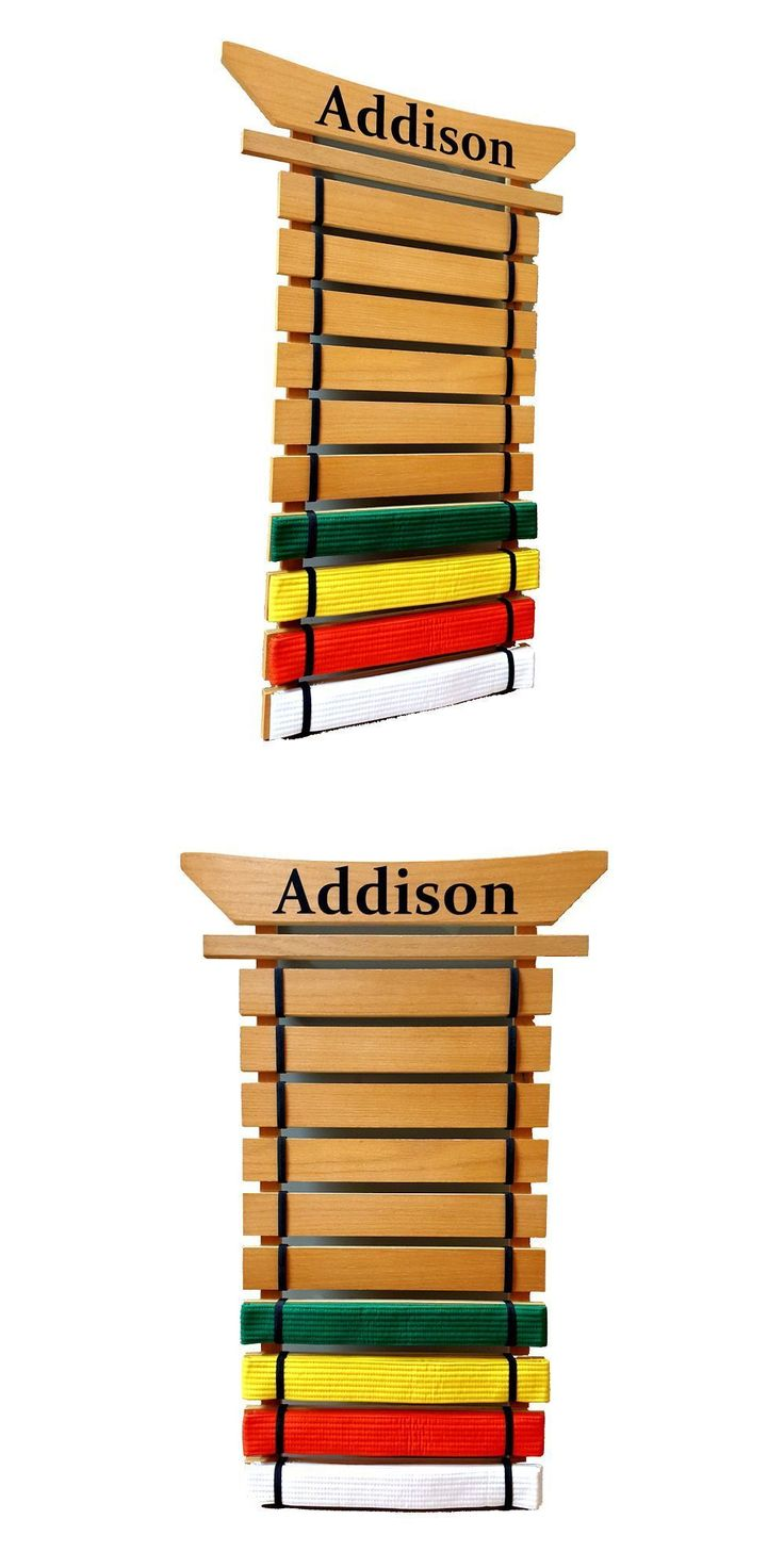 Karate belt display ideas - Belt Displays 179768 Personalized Karate Belt Holder Asian Top 10 Lev Martial