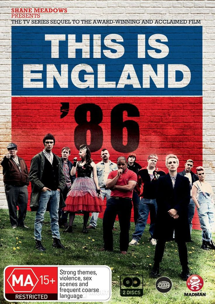 This Is England 86 England Looking For Love Music Tv