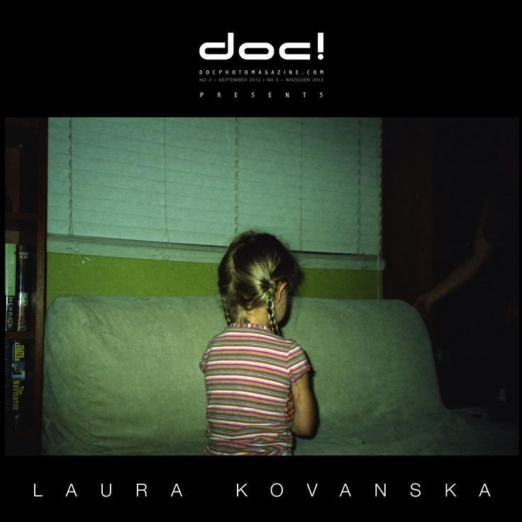 """doc! photo magazine presents:    """"Family portrait"""" by Laura Kovanska  #3, pp. 127-145"""