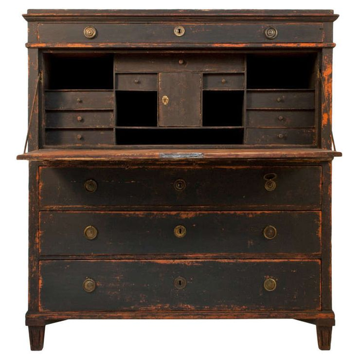 Gustavian Secretary | From a unique collection of antique and modern secretaires at https://www.1stdibs.com/furniture/storage-case-pieces/secretaires/